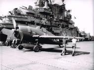 Asisbiz Grumman F6F 5 Hellcat VBF 87 White 64 aboard CV 14 USS Ticonderoga June 1945 ebay 01
