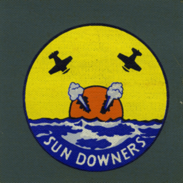 Artwork USN VF 11 and VF 111 Sundowners 0B