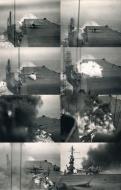 Asisbiz Grumman F6F 3 Hellcat landing mishap CVL 25 USS Cowpens 1943 01