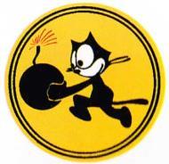 Asisbiz Artwork USN VF 3 Felix the Cat 0A