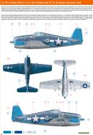 Asisbiz Grumman F6F 3 Hellcat VF 33 White 13 Ken Hilderbrandt BuNo 25813 Ondonga Dec 1943 0A