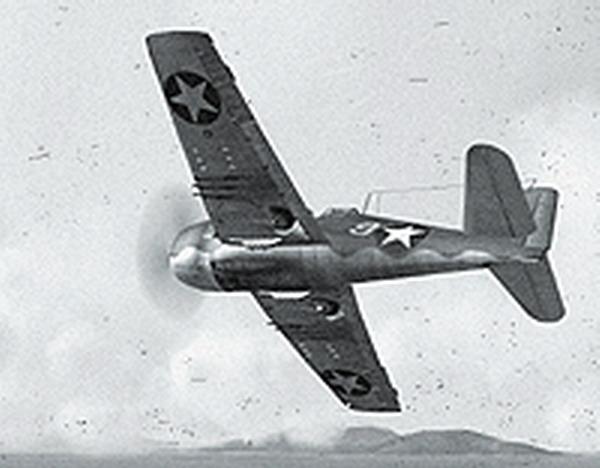 Grumman F6F 3 Hellcat VF 5 9 USS Yorktown II 1943 01