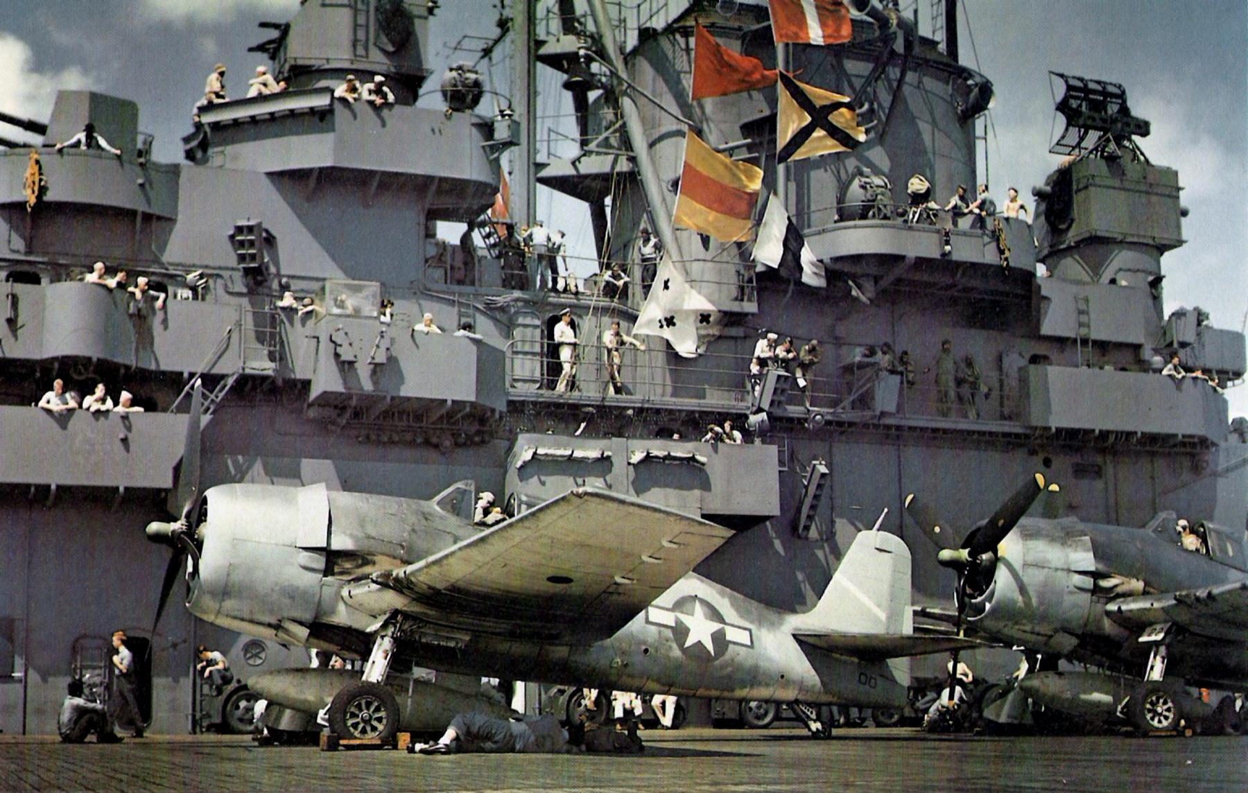 Grumman F6F 3 Hellcat VF 5 White 00 Marcus Island raid CV 10 USS Yorktown 1943 01