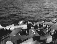 Asisbiz Grumman F6F 3 Hellcat VF 5 White aboard CV 10 USS Yorktown 1943 01