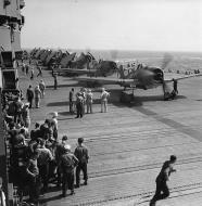 Asisbiz Grumman F6F 3 Hellcat VF 5 aboard CV 10 USS Yorktown 1943 01