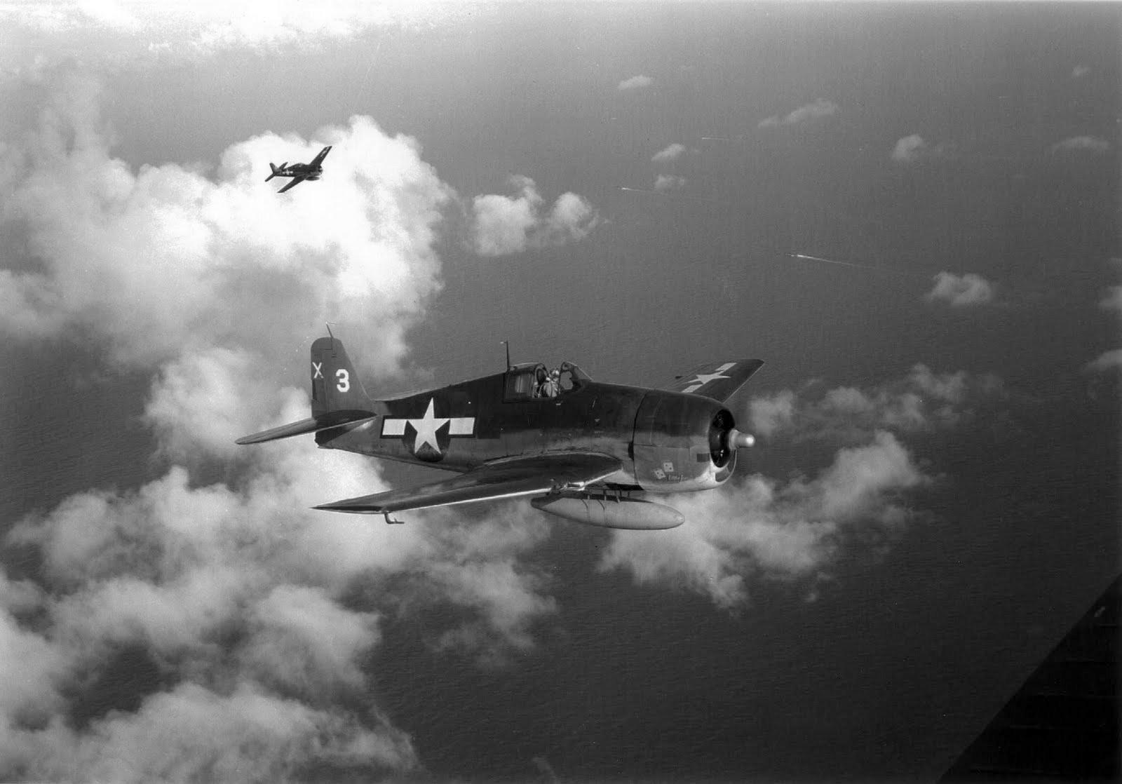 Grumman F6F 5 Hellcat VF 51 White 3X Little Joe from CVL 30 USS San Jacinto 20th July 1944 01