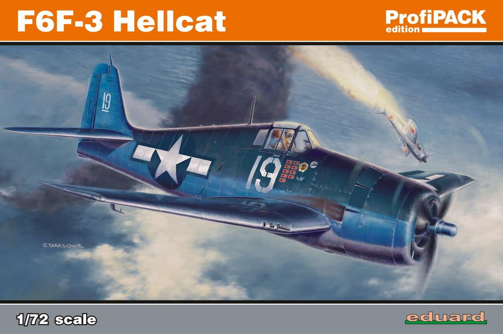 Grumman F6F 3 Hellcat VF 6 White 19 Alexander Vraciu BuNo 40467 USS Intrepid Feb 1944 0A