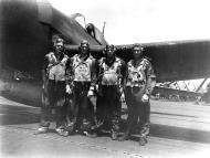 Asisbiz Aircrew USN VF 83 pilots aboard CV 9 USS Essex 01