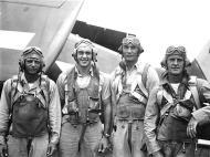Asisbiz Aircrew USN VF 83 pilots aboard CV 9 USS Essex 03