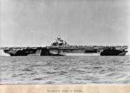 Asisbiz CV 9 USS Essex after her San Francisco refit April 15 1944 03