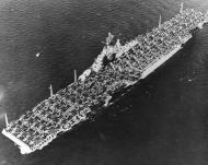 Asisbiz CV 9 USS Essex after her San Francisco refit April 15 1944 04