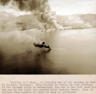 Asisbiz CV 9 USS Essex aircraft attacked shipping and oil storage at Surigao Mindanao 9th Sep 1944 01