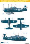 Asisbiz Grumman F6F 5 Hellcat VF 83 115 Death and Destruction BuNo 72534 CV 9 USS Essex May 5th 1945 0F