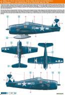 Asisbiz Grumman F6F 5 Hellcat VF 83 115 Death and Destruction BuNo 72534 CV 9 USS Essex May 5th 1945 0G