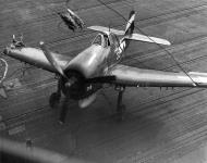 Asisbiz Grumman F6F 5 Hellcat VF 94 White 39 aboard CV 16 USS Lexington 25th Feb 1945 01