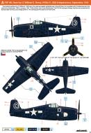 Asisbiz Grumman F6F 5N Hellcat VFN 41 White 13 LT William E. Henry USS Independence Sep 1944 0C