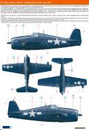 Asisbiz Grumman F6F 5N Hellcat VMFN 533 F(N)12 Little Nance BuNo 72627 Ie Shima May 1945 0A