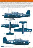 Asisbiz Grumman F6F 5N Hellcat VMFN 542 Bruce Porter CO BuNo 78669 Yontan airfield Okinawa May 1945 0C
