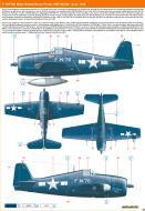 Asisbiz Grumman F6F 5N Hellcat VMFN 542 Bruce Porter CO BuNo 78669 Yontan airfield Okinawa May 1945 0D