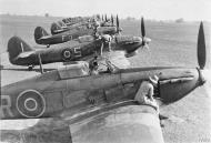Asisbiz Hawker Hurricane IIb Trop RAF 67Sqn at Chittagong India IWM IND2143
