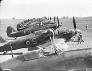 Asisbiz Hawker Hurricane IIb Trop RAF 67Sqn at Chittagong India IWM MH4256