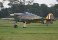 Asisbiz Airworthy Warbird Hawker Hurricane IIc RN 800NAS 7L Z7015 registered G BKTH 02