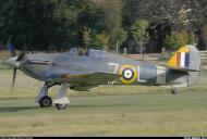 Asisbiz Airworthy Warbird Hawker Hurricane IIc RN 800NAS 7L Z7015 registered G BKTH 09