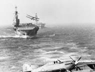 Asisbiz Fleet Air Arm Sea Hurricane 7H with the Malta convoy Operation Pedestal Aug 1942 AWM A11294