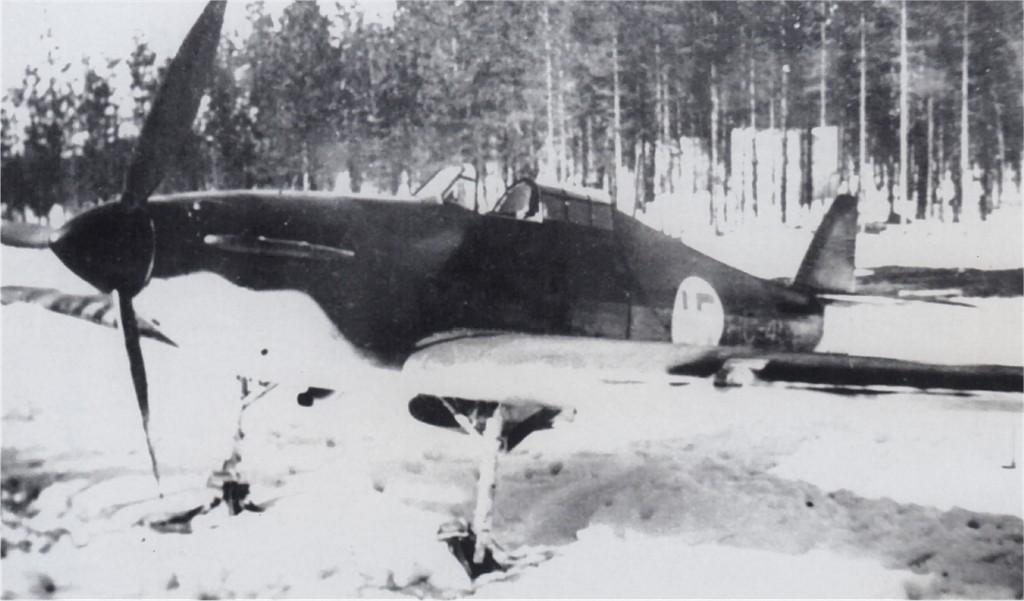 Hurricane I FAF HC459 Lappeenranta Finland 01