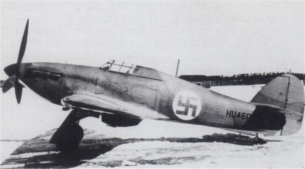 Hurricane I FAF HU450 Lappeenranta Finland 02