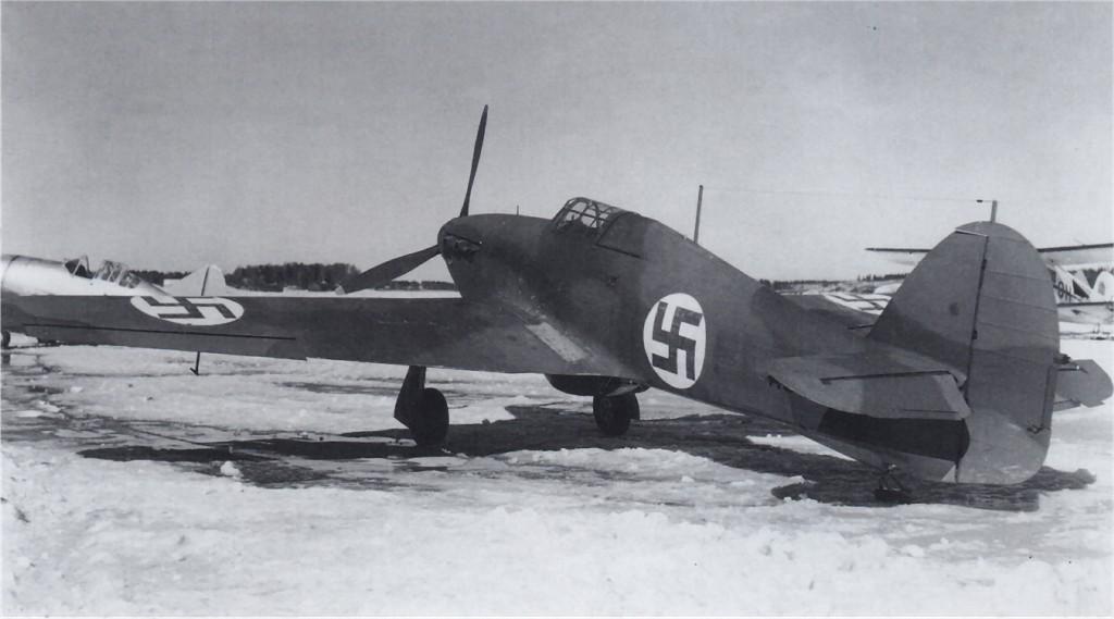 Hurricane I FAF HU460 Lappeenranta Finland 01