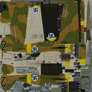 Asisbiz COD B1 Hurricane I FAF LeLv32 2 HC452 Lt Ruotsila Ruotsila Lappeenranta Finland Sep 1941