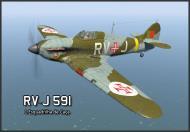 Asisbiz COD B1 Hurricane I Portuguese Airforce 1 Esquadrilha De Caca RV J 591 Portugal V0A