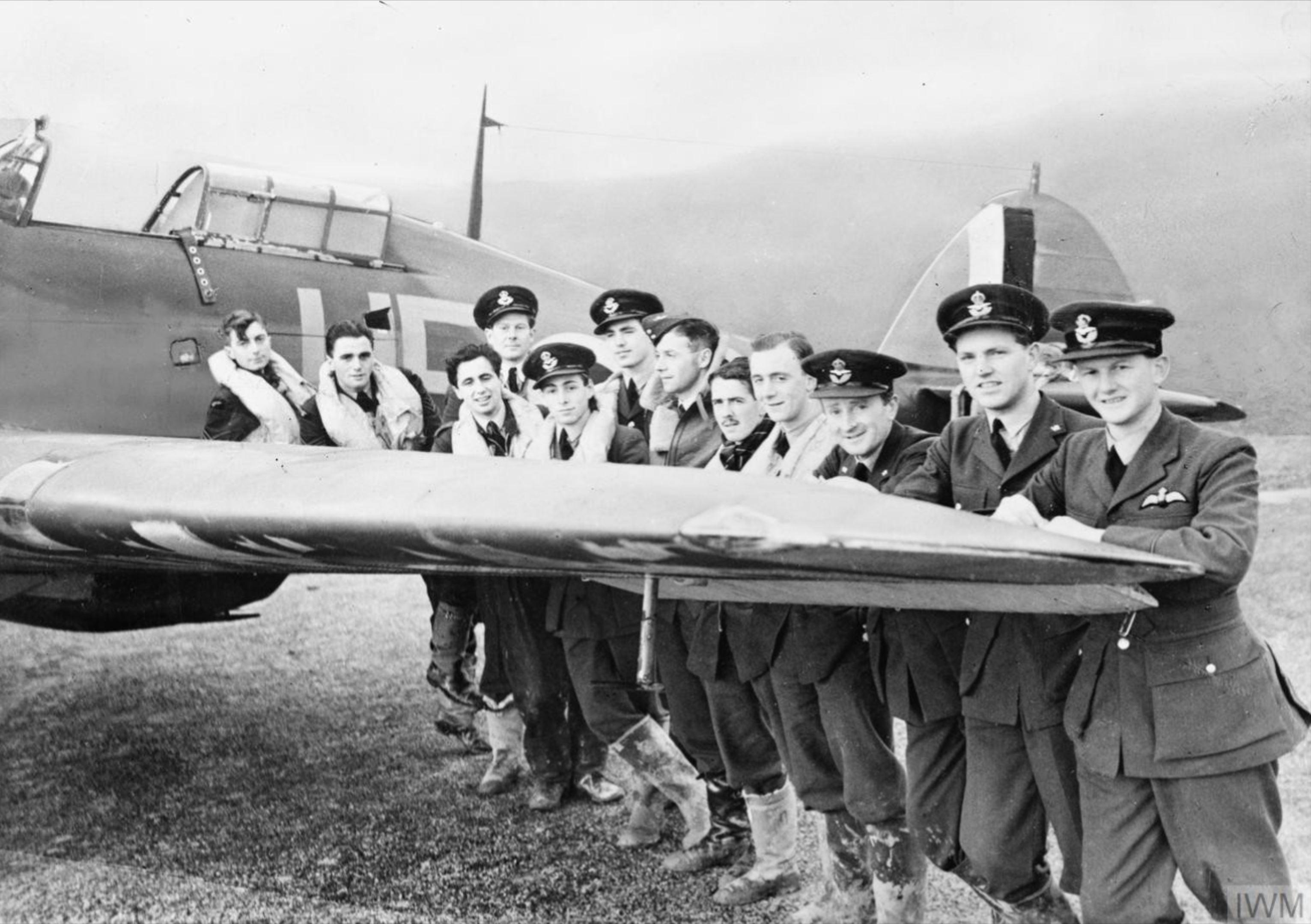Aircrew RAF IWM CH1624