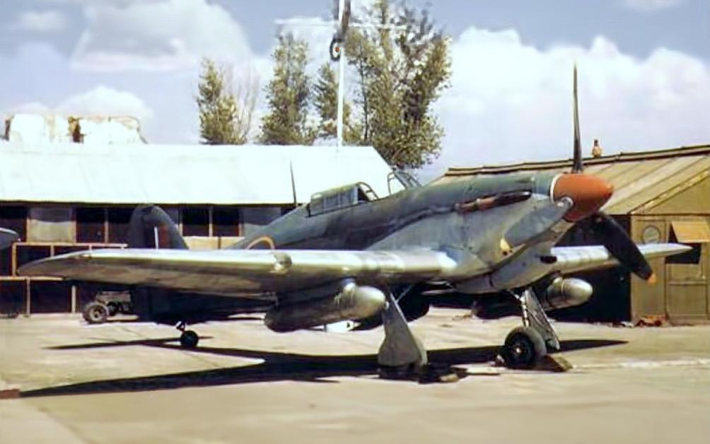 Hawker Hurricane RAF 01