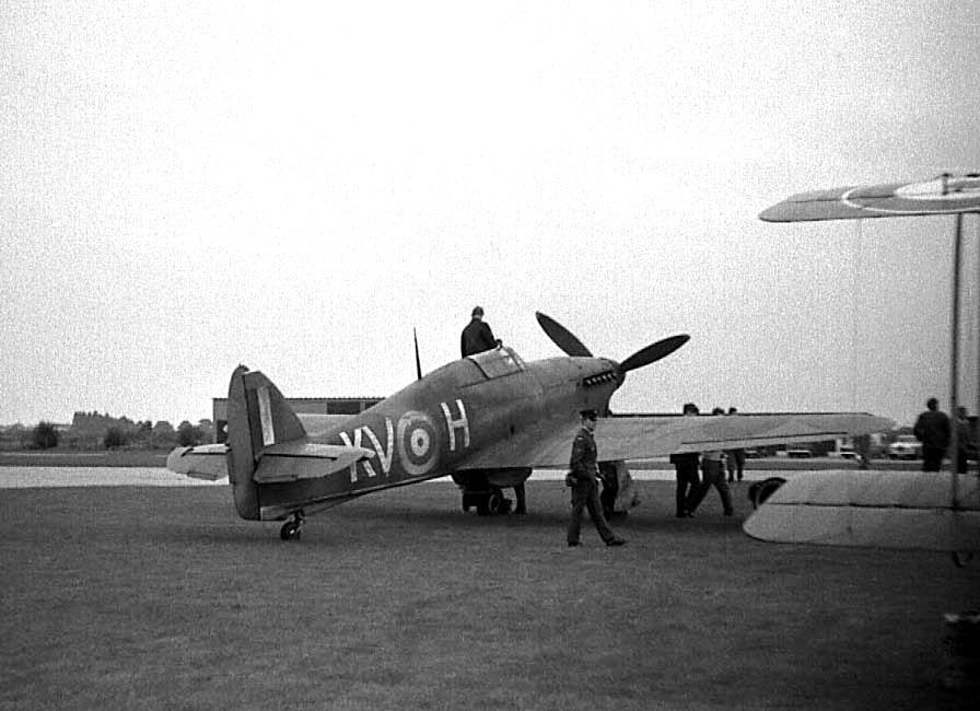 Hawker Hurricane RAF KVH 01