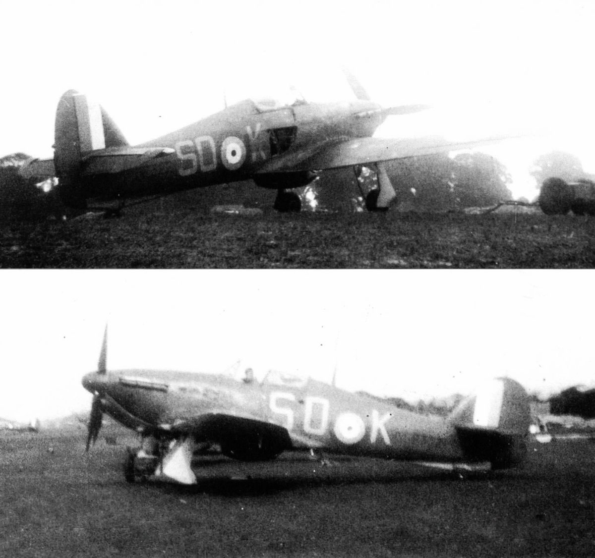 Hurricane I RAF 145Sqn SOK Adrian Boyd P3223 England 1940 01