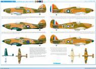 Asisbiz Artwork Hawker Hurricane Is early war camouflage schemes by AIR Enthusiast Sep 2006 0A