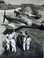 Asisbiz Hawker Hurricane Is lined up with L1559 England 1938 39 01