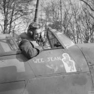 Asisbiz Hawker Hurricane RAF 260Sqn OBS named Wee Jean at Drem Scotland 15th April 1941 IWM H9195