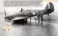 Asisbiz Hurricane I RAF 605Sqn HET forced landed on a French Beach 1940 01