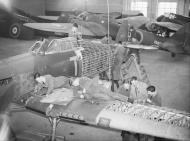 Asisbiz Hurricane I instructional airframe x L1995 Shropshire IWM C851