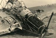 Asisbiz Hurricane abandoned in France 1940 ebay 02