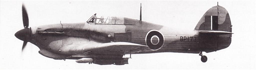 Hawker Hurricane IV Trop RAF BP173 North Africa 1942 01