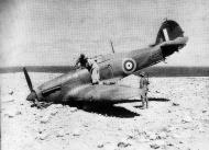 Asisbiz Hurricane I RAF Z4356 force landed North Africa 01