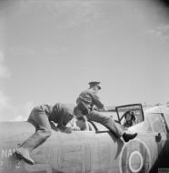 Asisbiz Fleet Air Arm Fairey Albacores S51 used to bolster Maltas defenses 1942 IWM A16114
