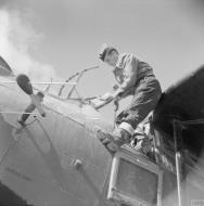 Asisbiz Fleet Air Arm Fairey Albacores used to bolster Maltas defenses 1942 IWM A16109
