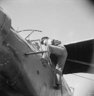 Asisbiz Fleet Air Arm Fairey Albacores used to bolster Maltas defenses 1942 IWM A16112