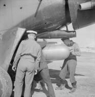 Asisbiz Fleet Air Arm Fairey Albacores used to bolster Maltas defenses 1942 IWM A16115