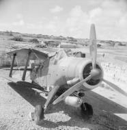 Asisbiz Fleet Air Arm Fairey Albacores used to bolster Maltas defenses 1942 IWM A16126